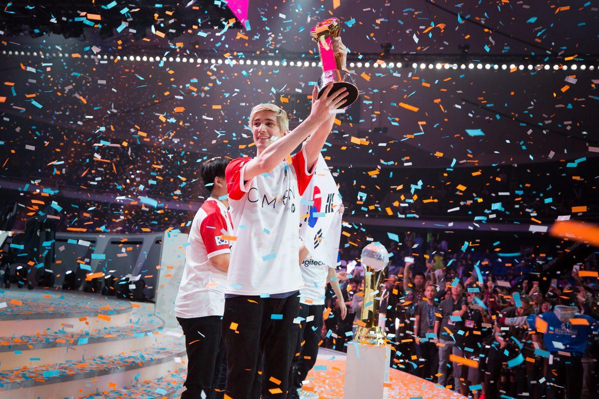 overwatch world cup 2019 winner