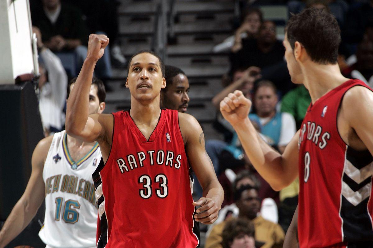 Toronto Raptors v New Orleans Hornets