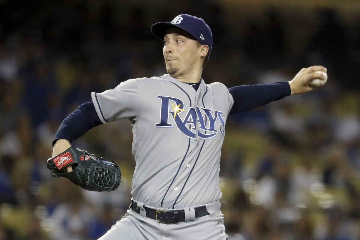 """Rays All-Star pitcher Blake Snell says he will not take the mound this year if his pay is cut further, proclaiming: """"I'm not playing unless I get mine."""""""