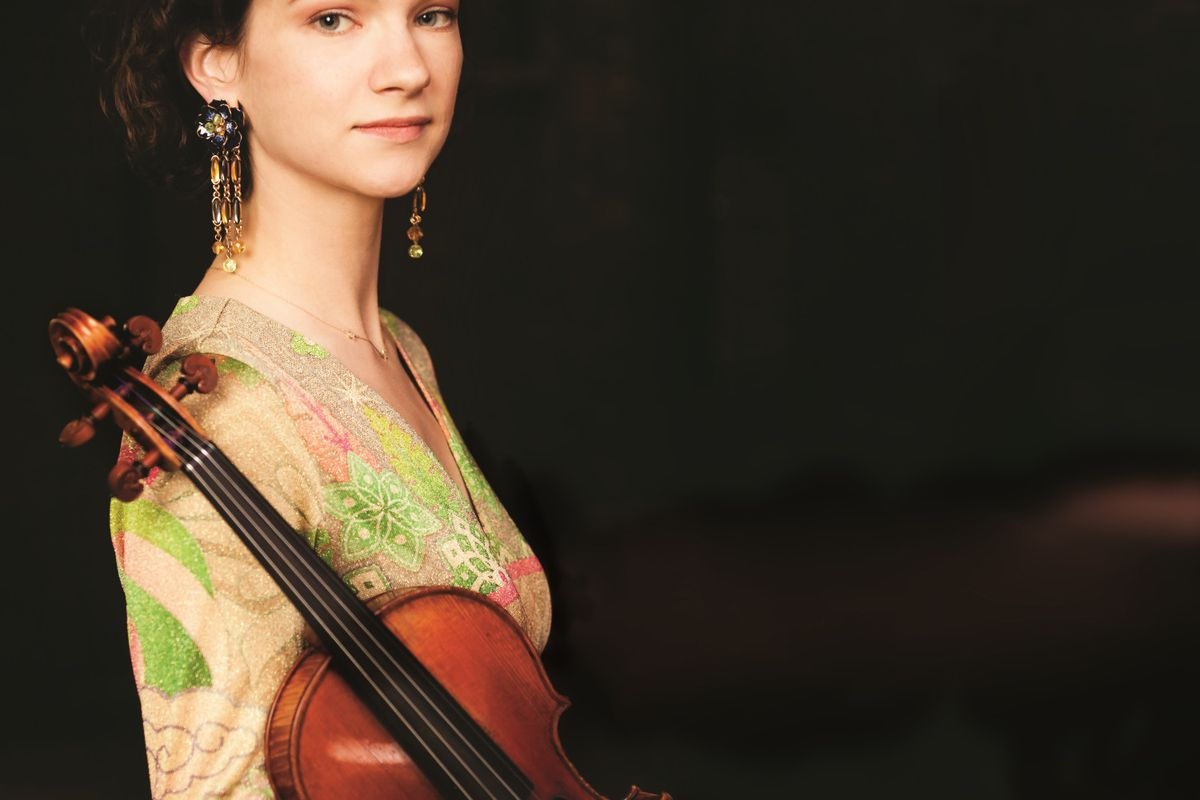 Grammy Award-winning violinist Hilary Hahn will perform with the Utah Symphony at Brigham Young University Thursday, Jan. 4, and at Abravanel Hall Jan. 5-6.