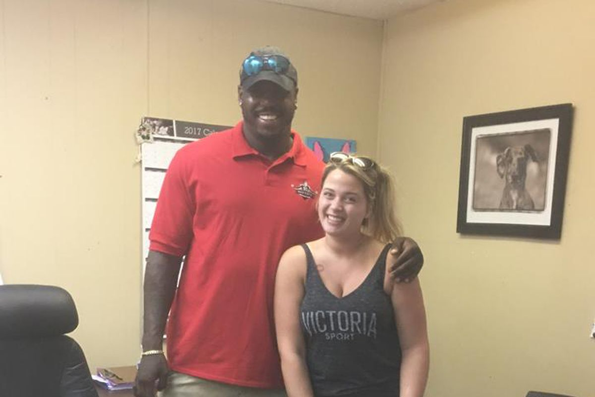 Malik Jackson made 181 pet adoptions possible in Jacksonville by