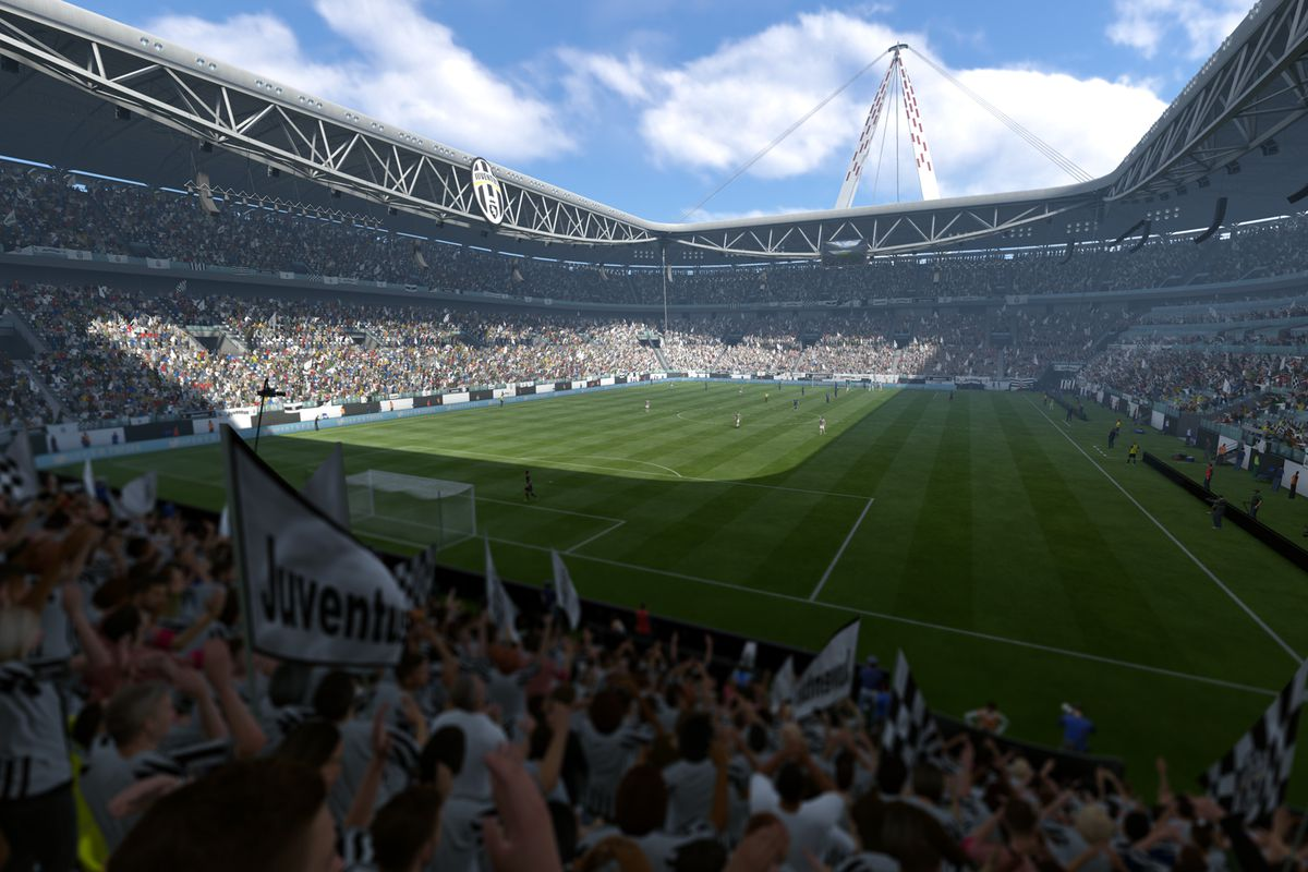 Juventus And Ea Sports Sign Three Year Deal Black White Read All Over