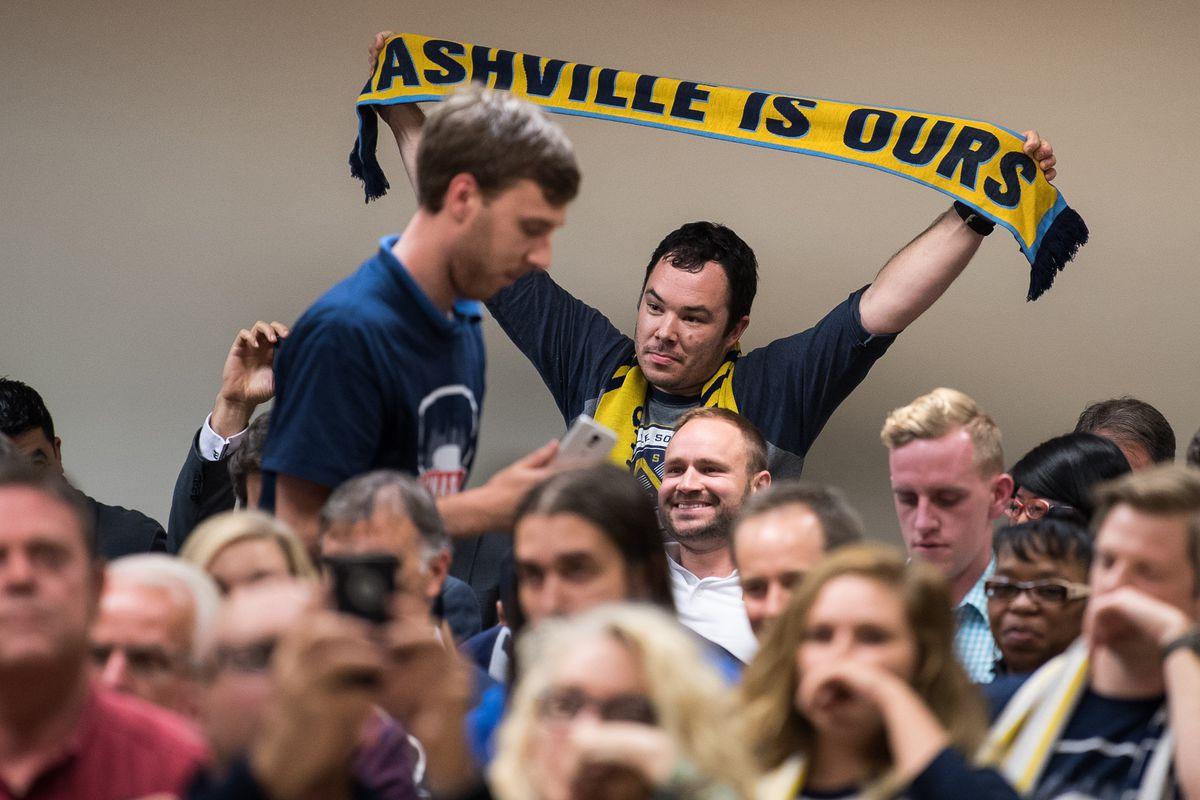 Sports: MLS Stadium Council Vote