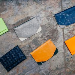 Shana Luther Mini Wallets, $60 to $65