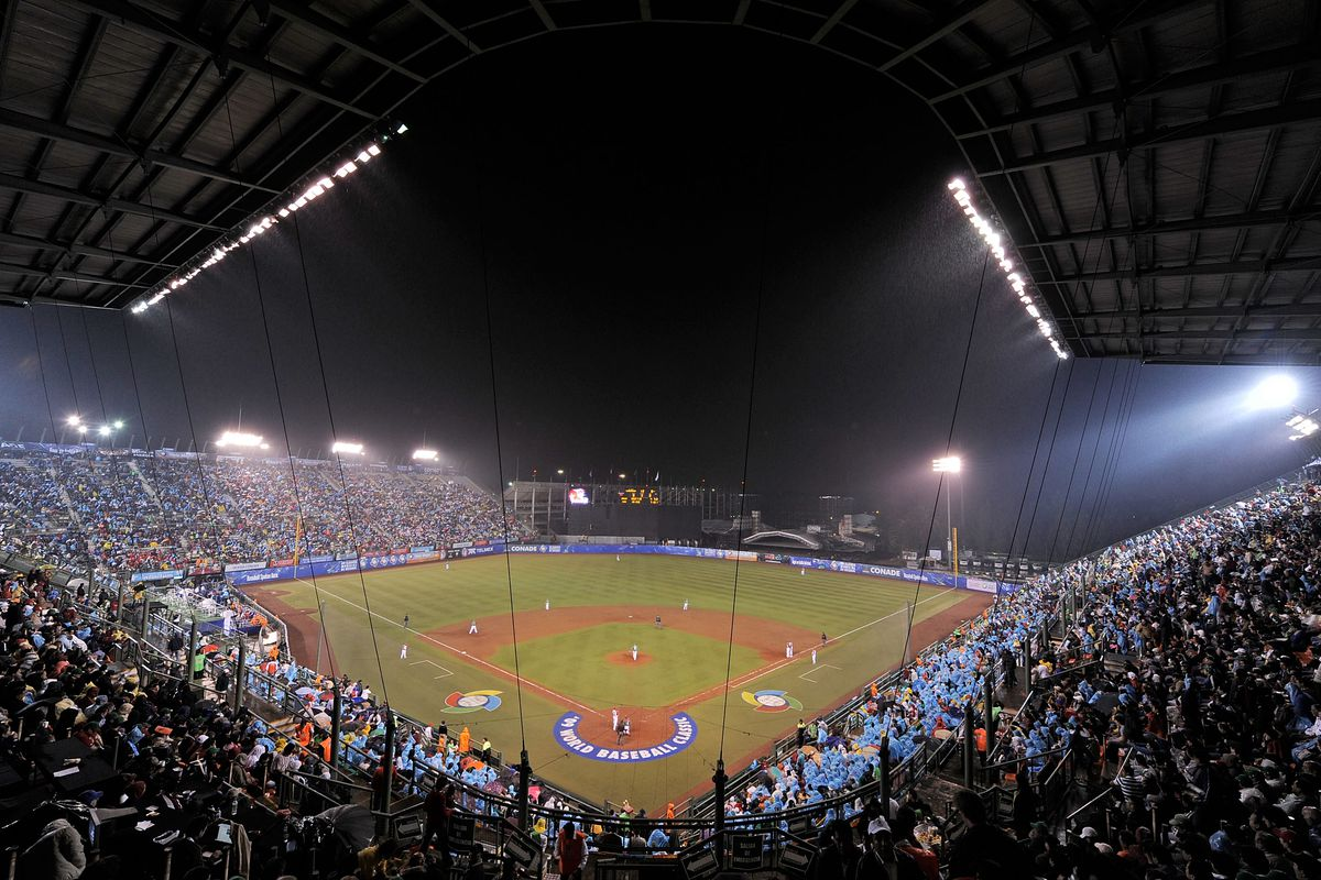 World Baseball Classic- Mexico City Day 5