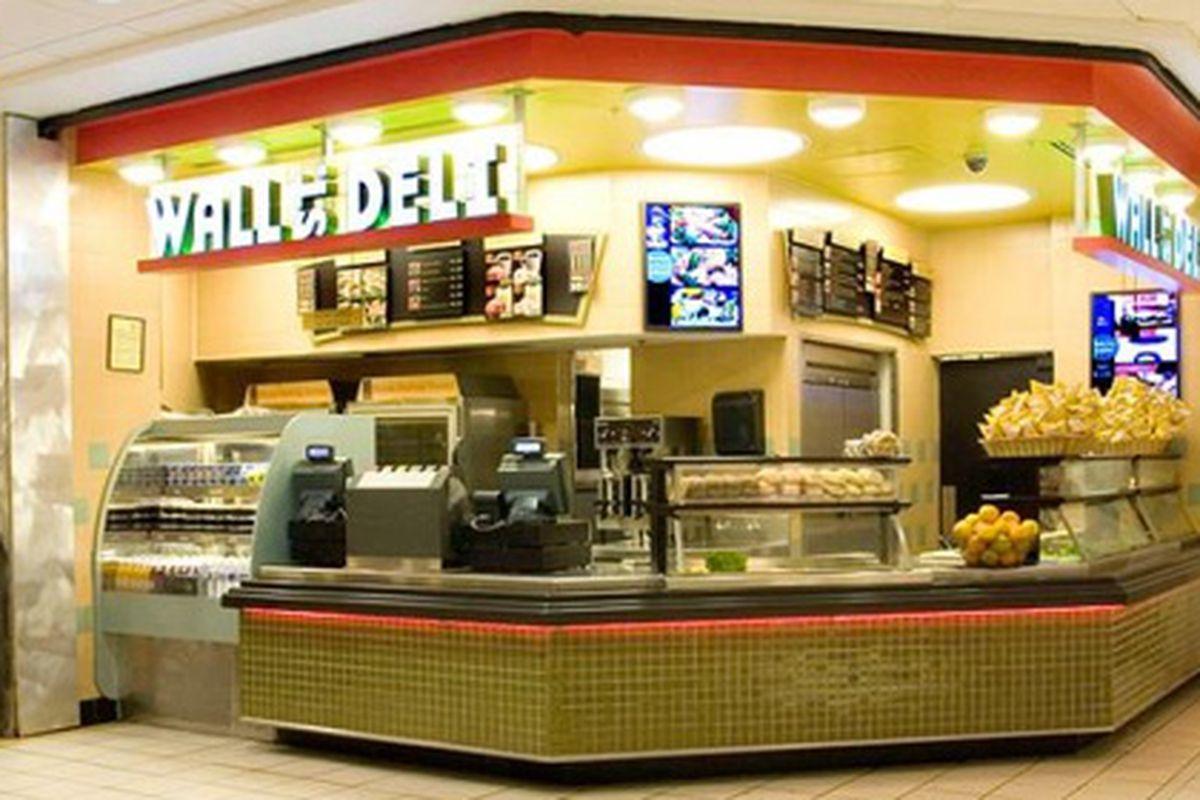 Wall St. Deli Kiosk at Hartsfield International Airport