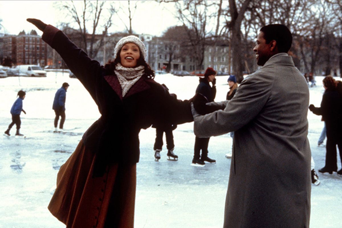 Whitney Houston in 'The Preacher's Wife.'