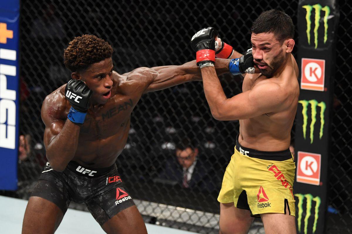 UFC 244: Arce v Dawodu