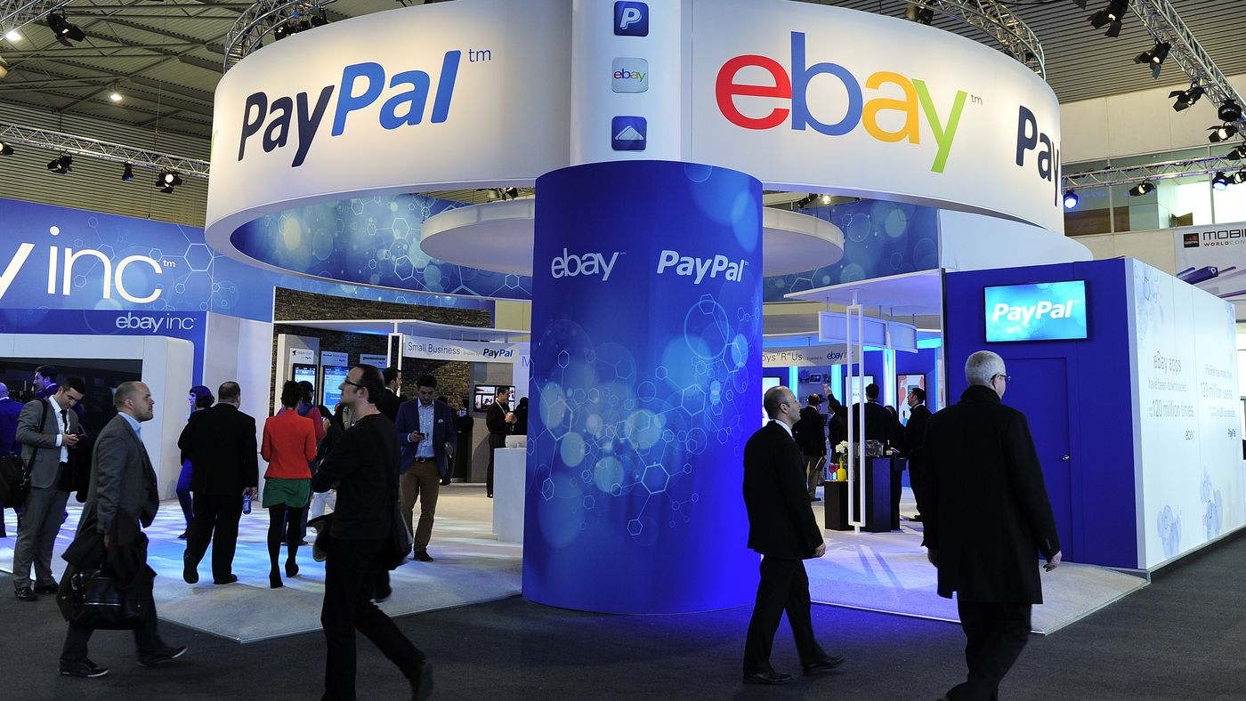 After 15 Years Ebay Plans To Cut Off Paypal As Its Main Payments Processor Vox
