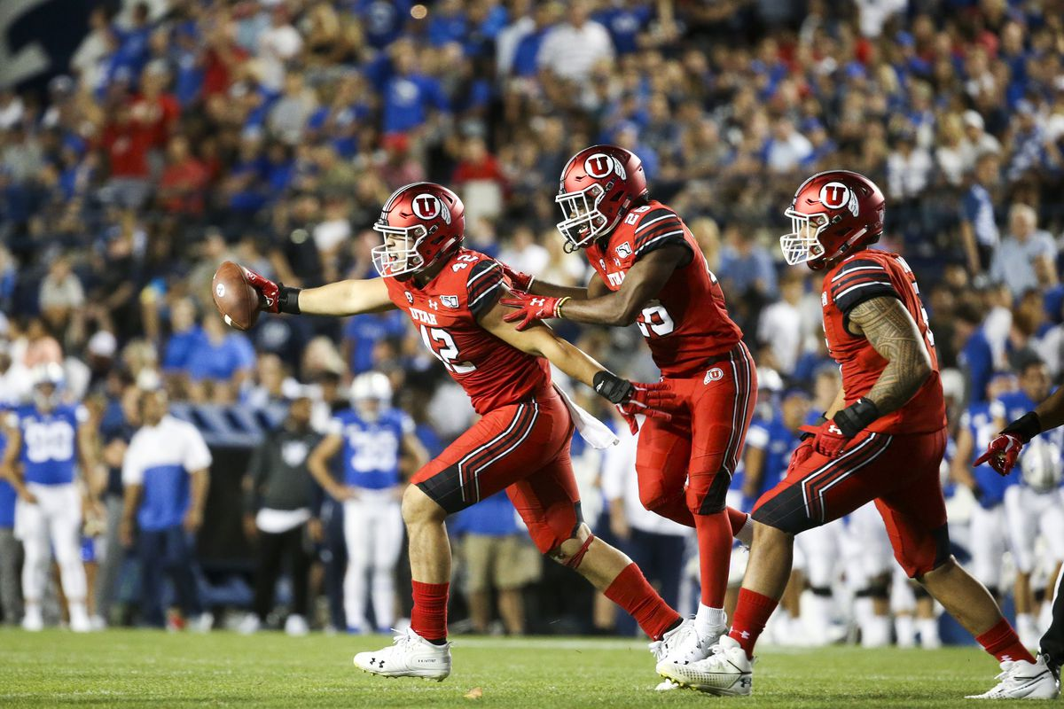 How an 'opportunistic' Utah defense set the tone — again