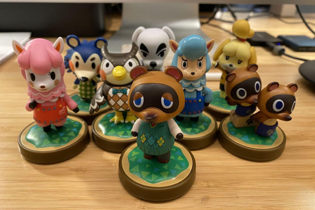 Build your Animal Crossing amiibo collection before New Horizons