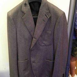 Wool & Cashmere Jacket $450