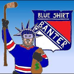 Blue Shirt Banter