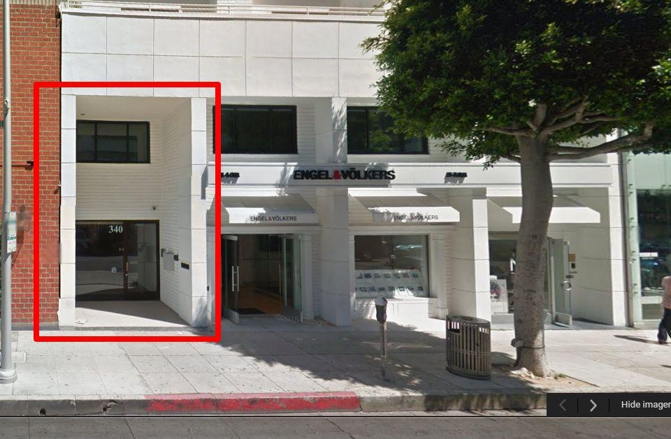Bow Truss Beverly Hills Exterior