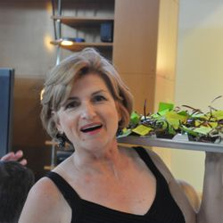 Dragana Harris, a volunteer at the event and author of Prijatno! baking/cooking blog.