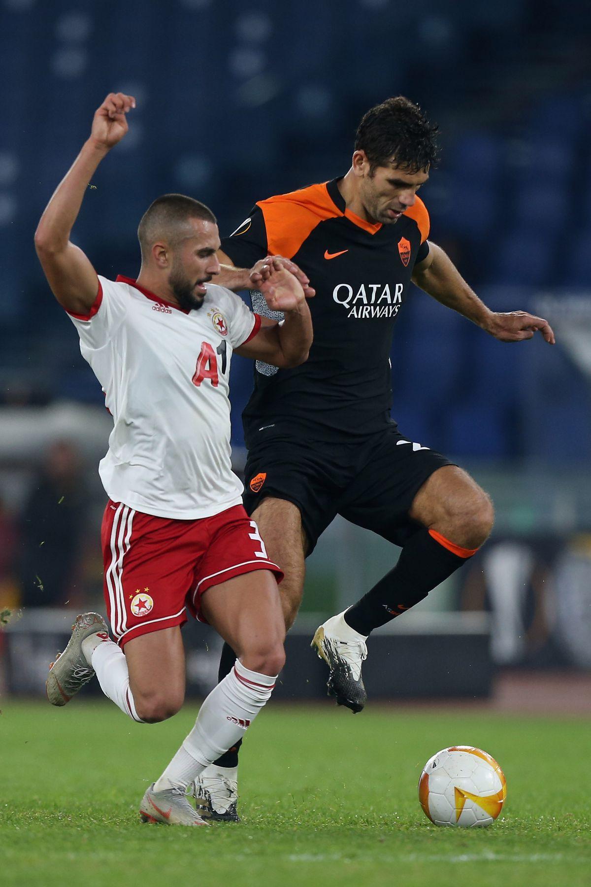 AS Roma v CSKA-Sofia: Group A - UEFA Europa League