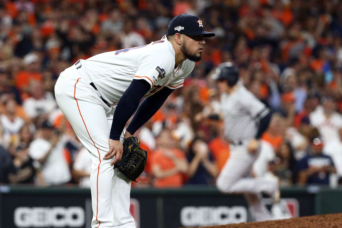 Astros release appalling statement on assistant GM's behavior