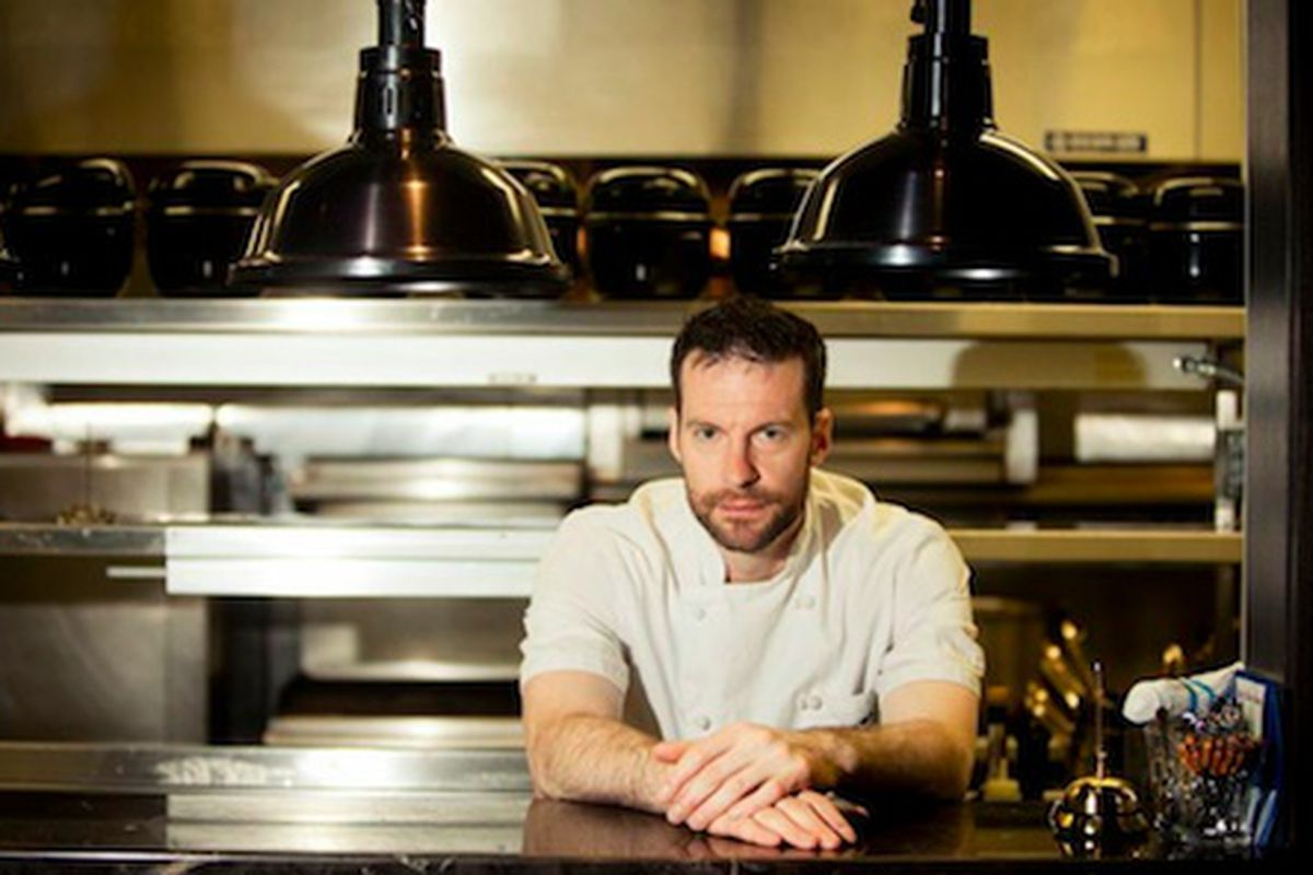 Tableau and homer st cafe bar 39 s chef mac can vancouver - French cuisine vancouver ...