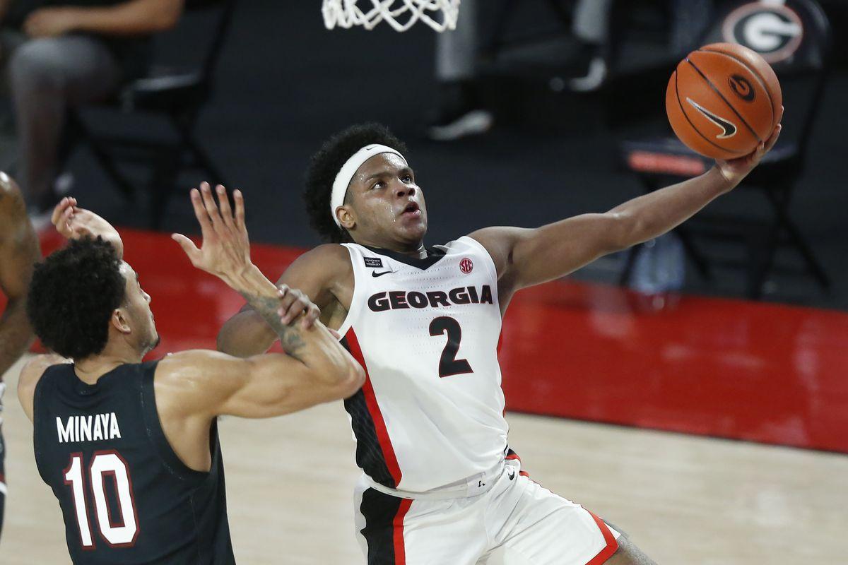 NCAA Basketball: South Carolina at Georgia