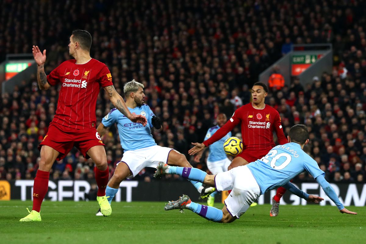 Match Recap Manchester City Lose At Anfield For A Change