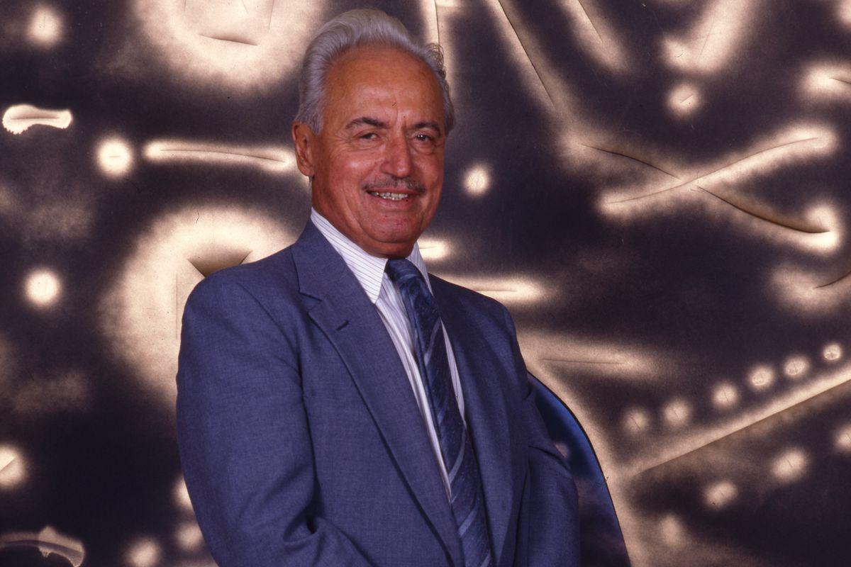 Marvin Miller in 1995
