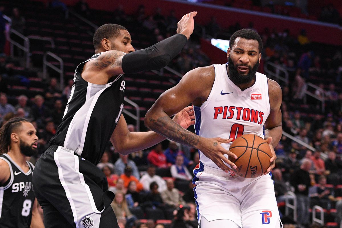 Nhận định NBA: San Antonio Spurs vs Detroit Pistons (ngày 28/2, 8h30)