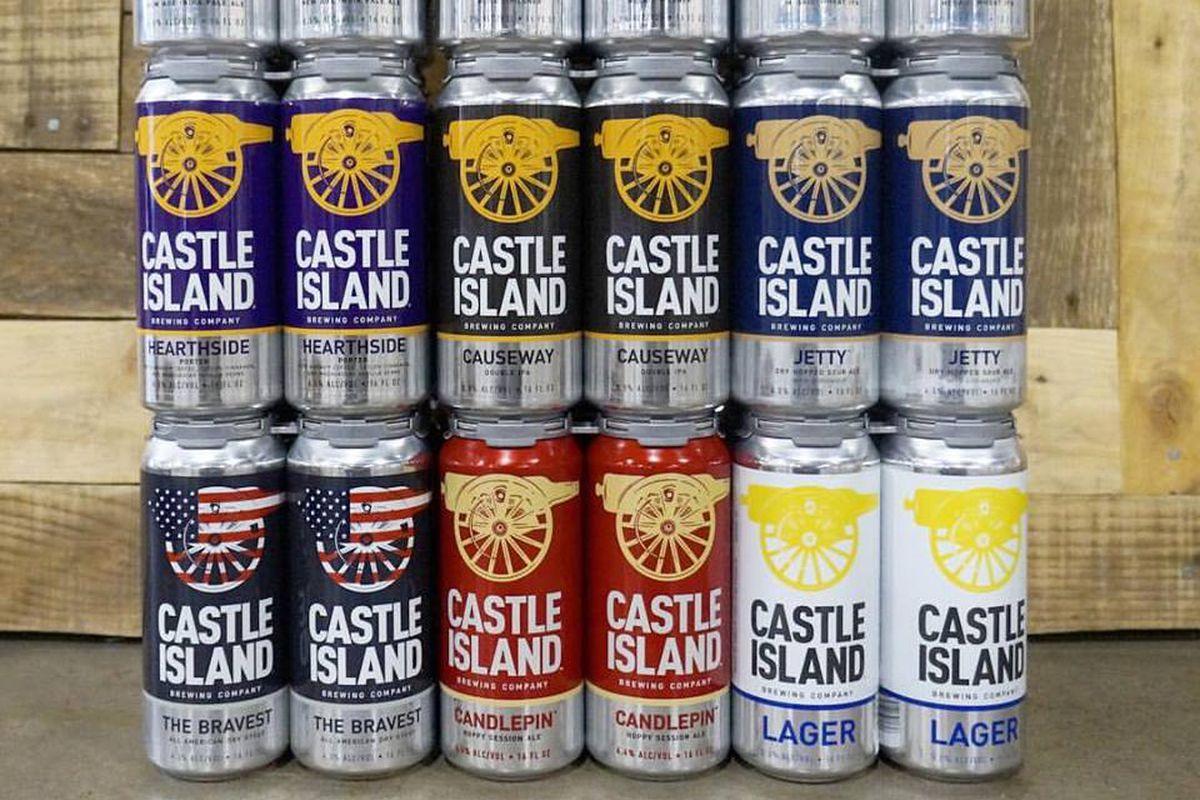 Castle Island Brewing