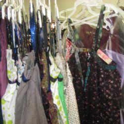 Jerrell's dresses