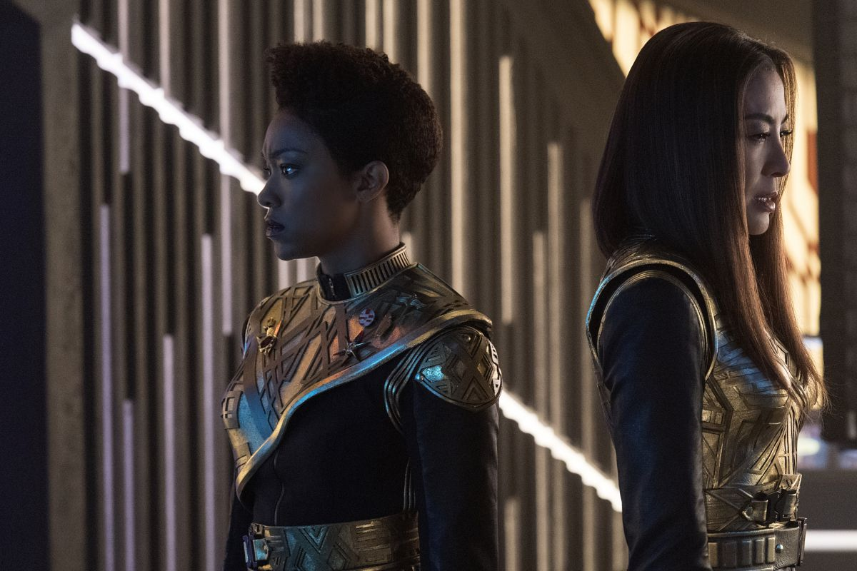 the mirror universe is not a fun place to be cbs - When Does Star Trek Discovery Resume