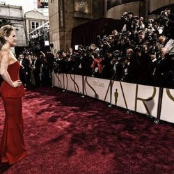 The Red Carpet at the 86th Annual Academy Awards. [Photo: Getty Images]