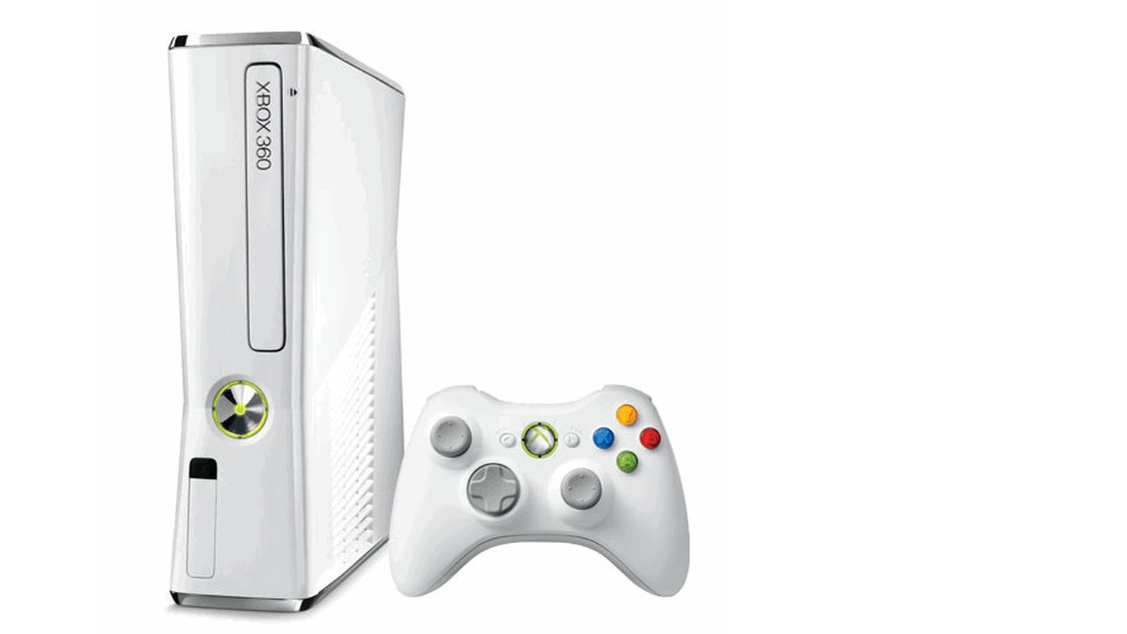 White Xbox 360 listed for sale on UK retailer's website ...