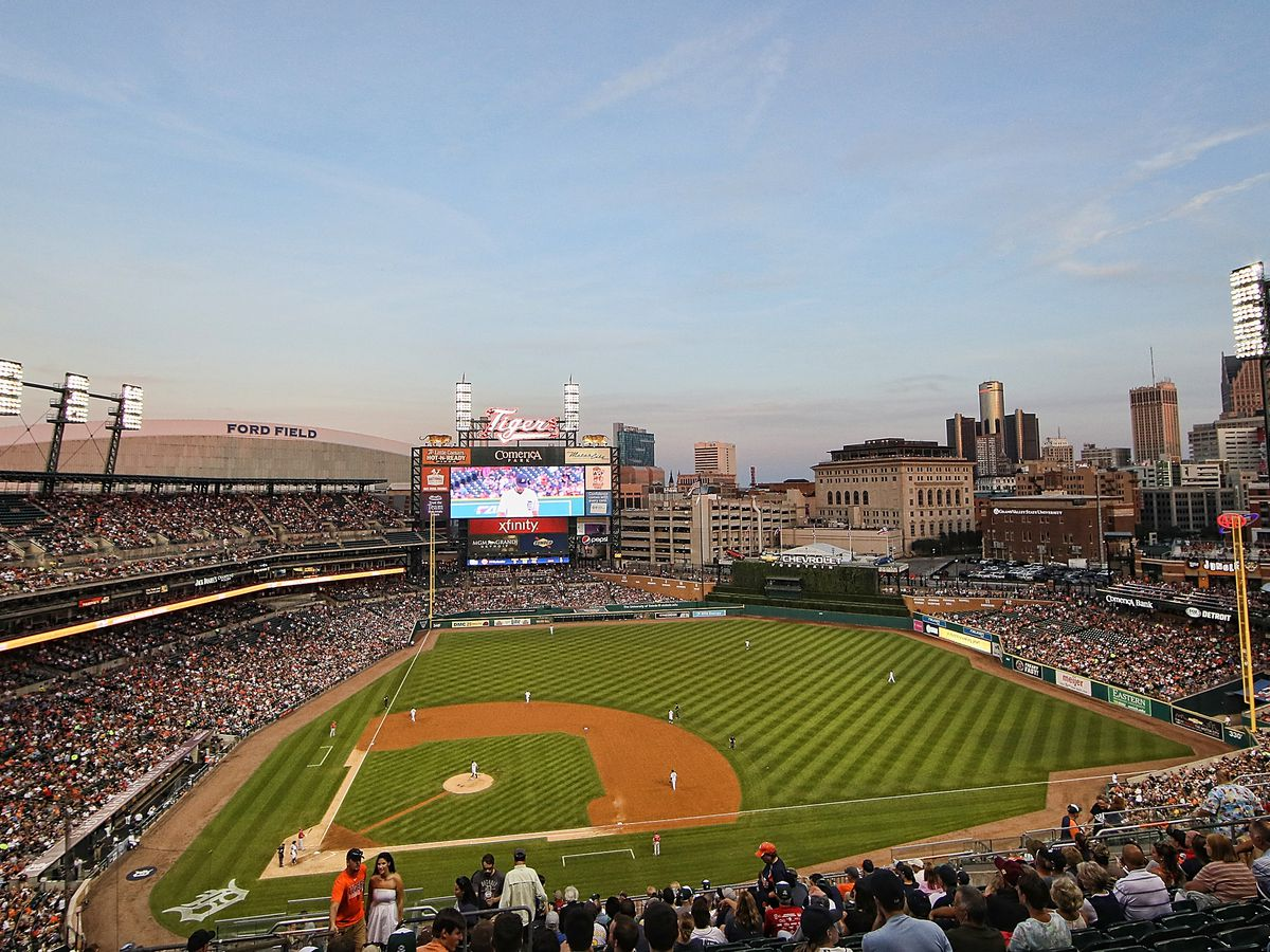 Pirates-Tigers Opening Day game postponed
