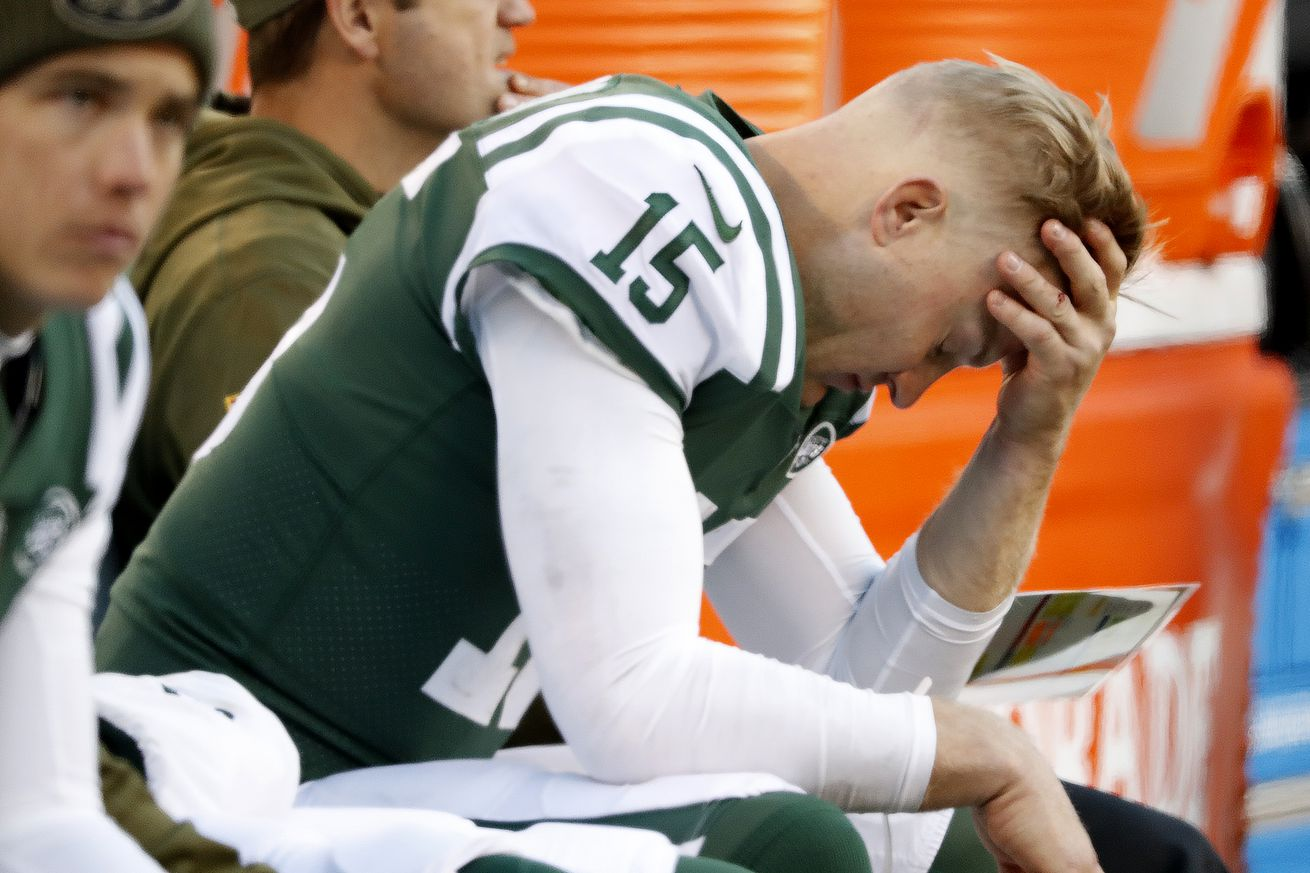 NFL Power Rankings, Week 11: Into The Abyss