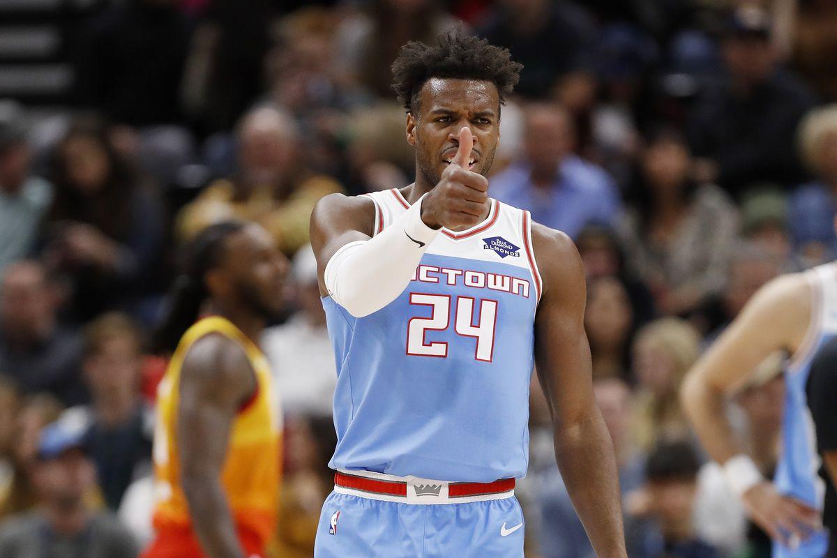 NBA: Sacramento Kings at Utah Jazz