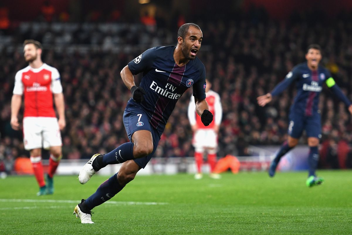 Lucas Moura  The Newest Referendum on Tottenham s Transfer Strategy ... 277184483