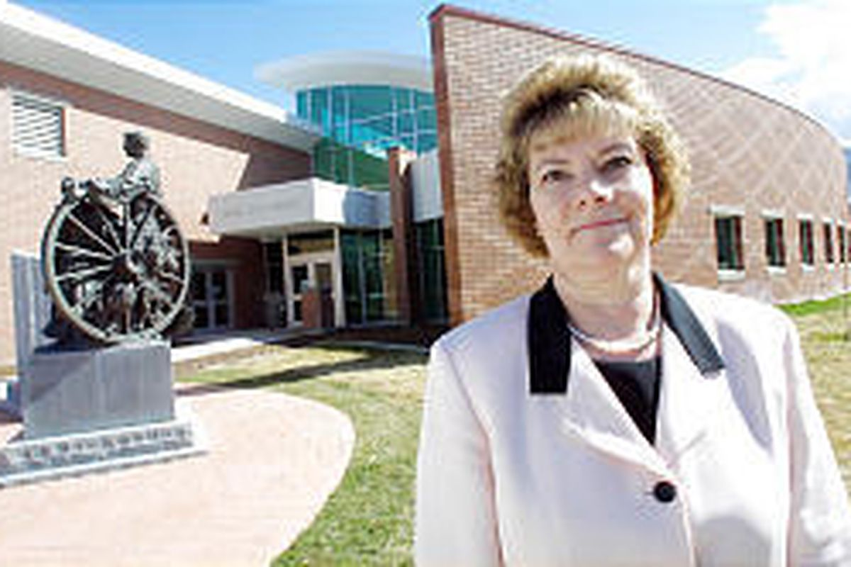 Tooele Library Director Peggy Erickson has been named the Utah Librarian of the Year by the Utah Library Association.