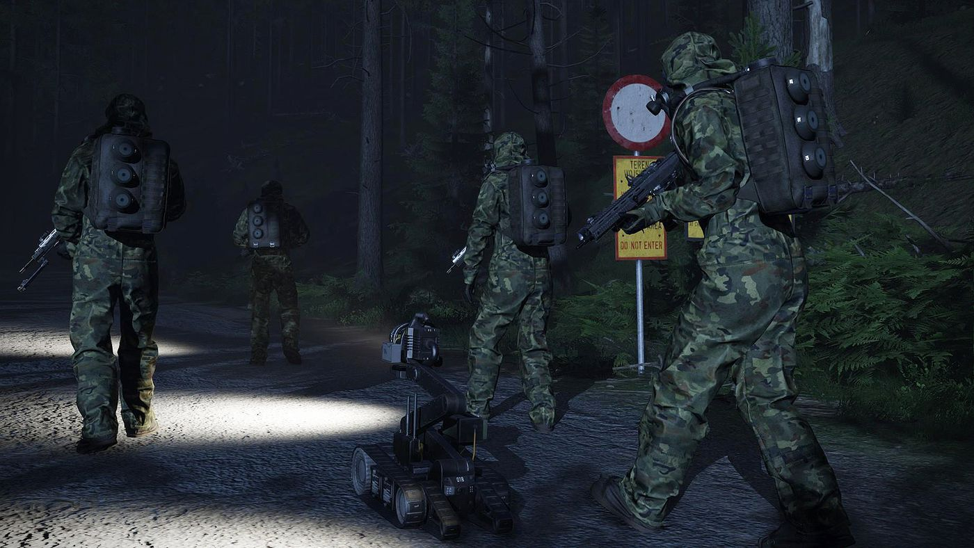 Arma 3: Contact expansion announced: release date, map, and