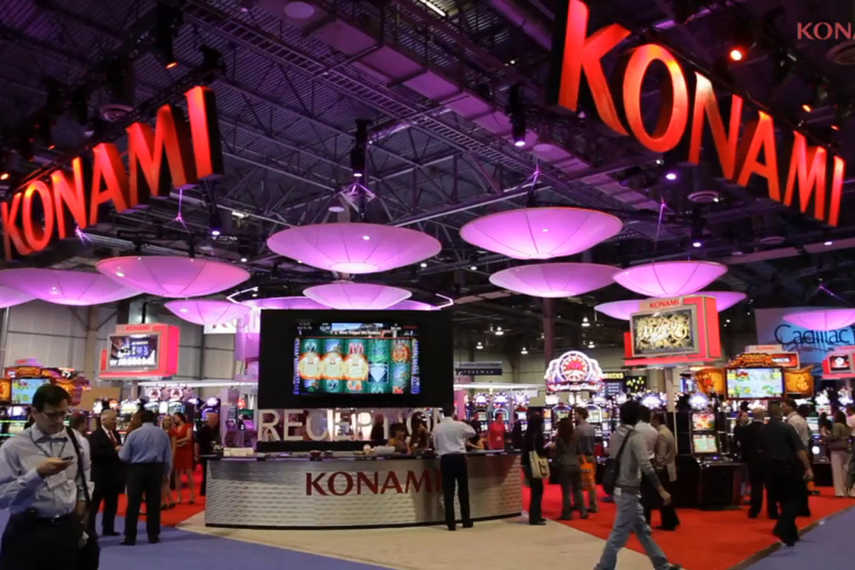 Konami's new president on the game maker's future and
