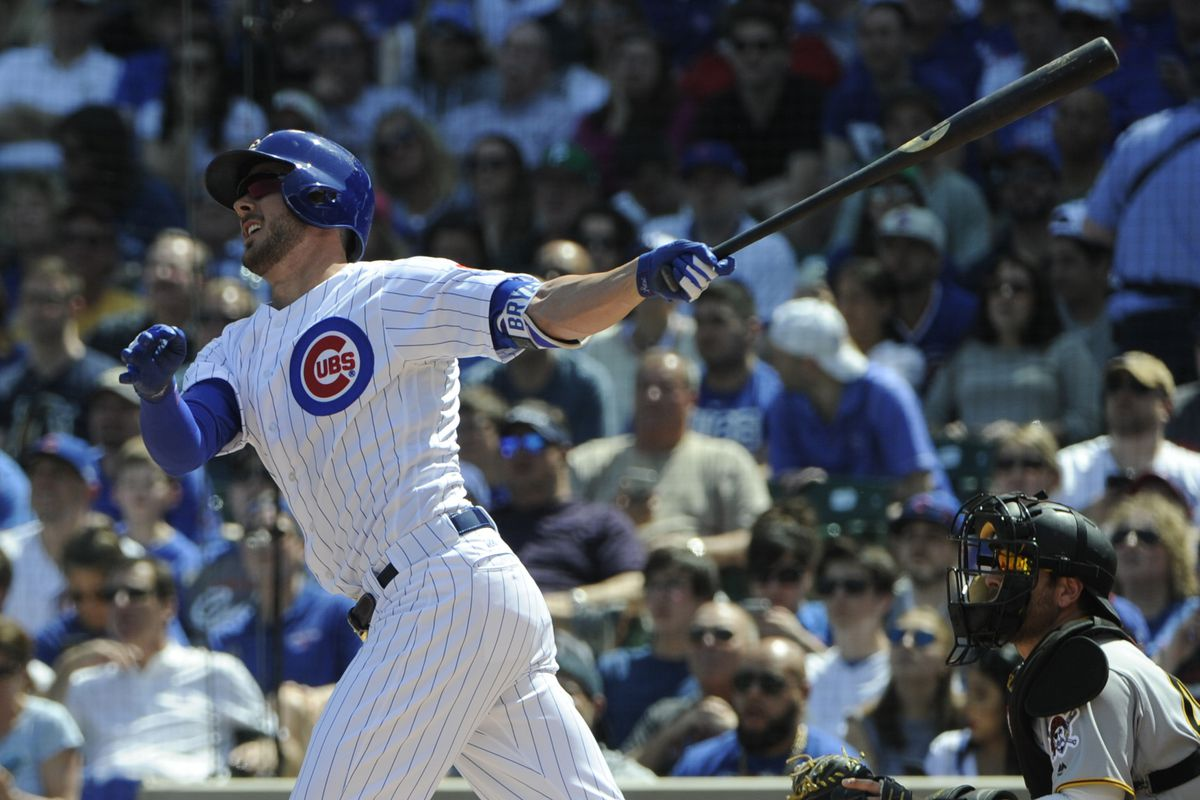 abce4ebe6536f1 Kris Bryant On Bat Flips And The Home Run Derby - Bleed Cubbie Blue