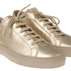 """<b>Woman by Common Projects</b> <a href=""""http://otteny.com/catalog/new-items/original-achilles-sneaker.html"""">Original Achilles Sneaker</a>"""