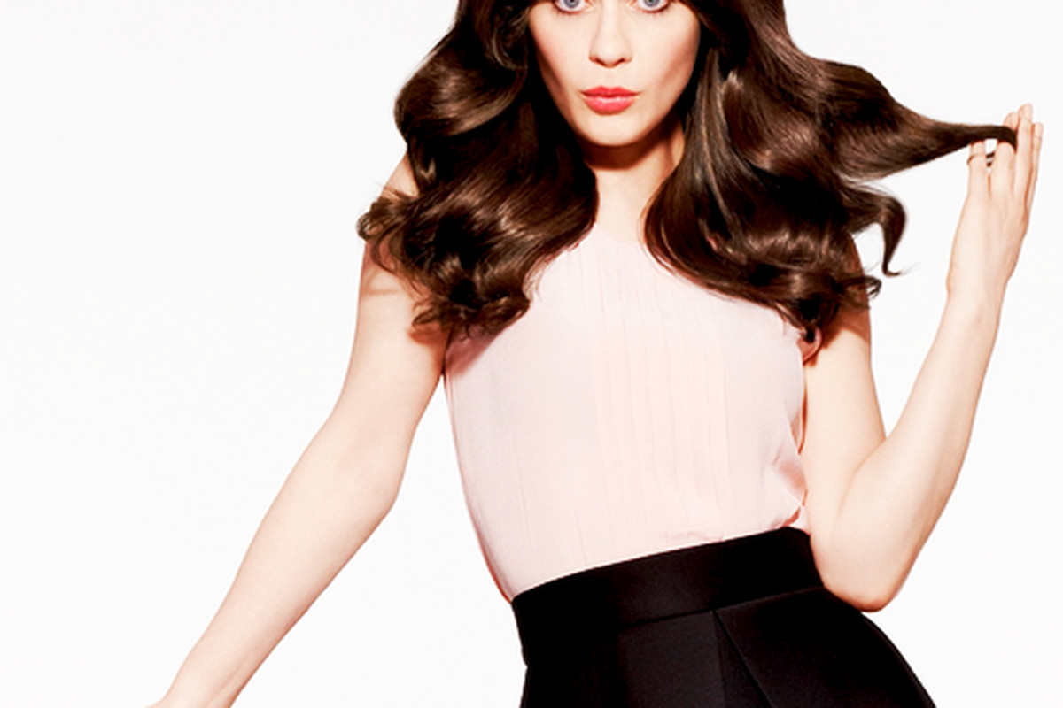 Zooey Deschanel for Pantene; Neon Nail Polish Is Illegal; Butter ...