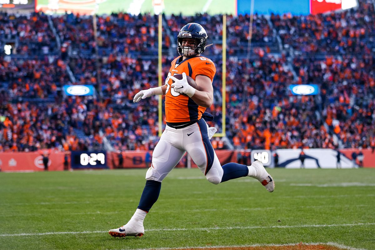 Denver Broncos Fb Te Andrew Beck Returns From Covid 19 Reserve List Mile High Report