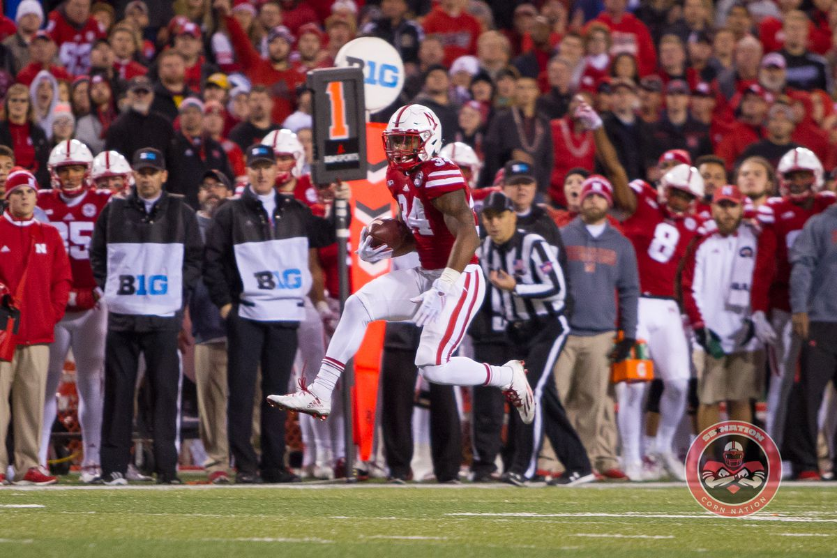 Gallery: Huskers Grate for Eight