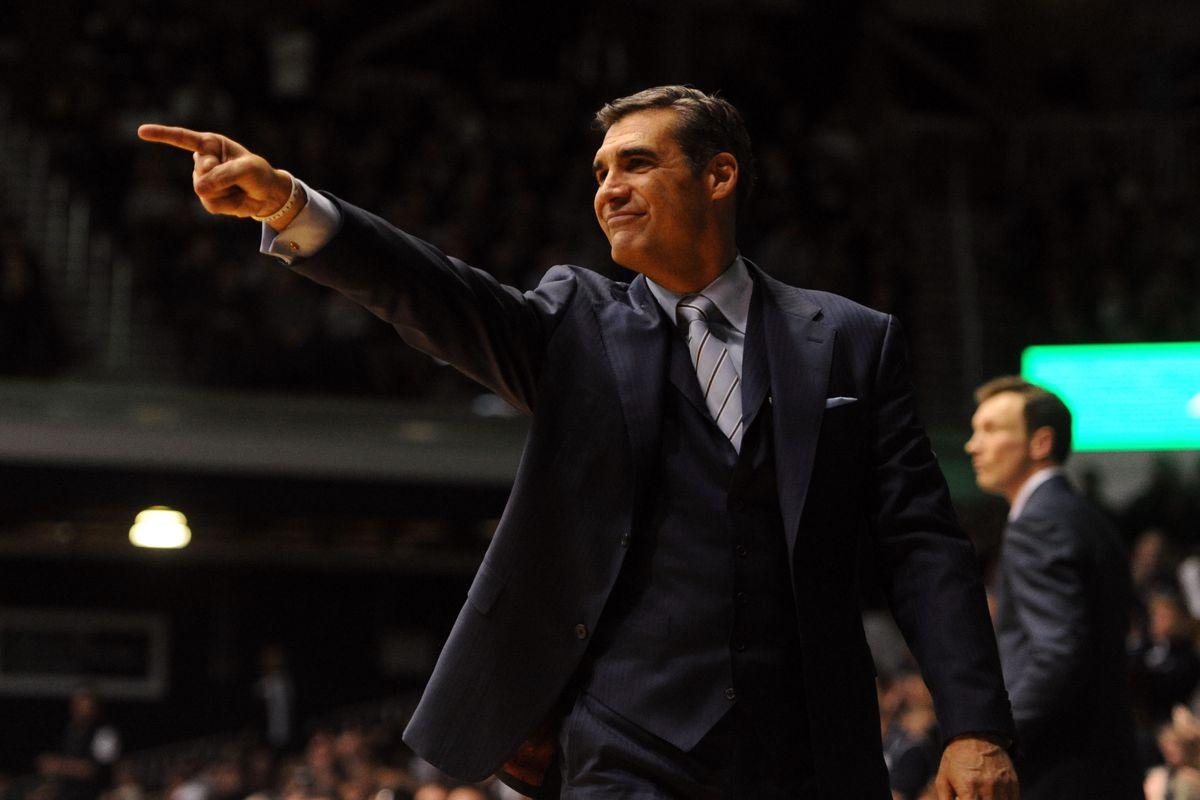 NCAA Basketball: Villanova at Butler