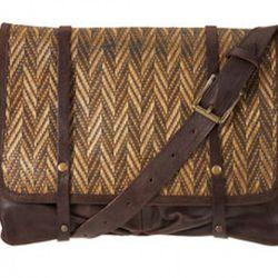 Jas MB, Felix Messenger Bag, $395