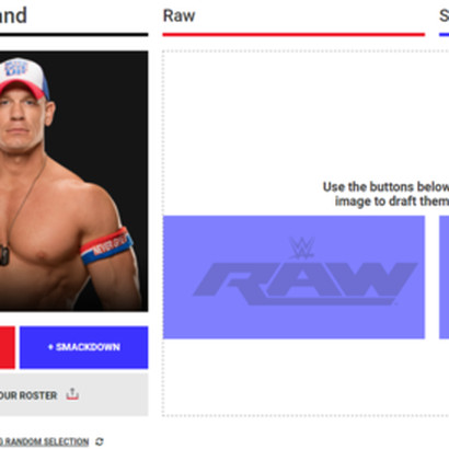 Create your own WWE Fantasy Draft - Cageside Seats