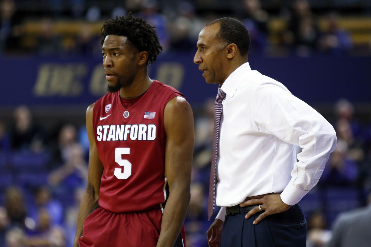 Chasson Randle and Stanford coach Johnny Dawkins are in search of a signature win.