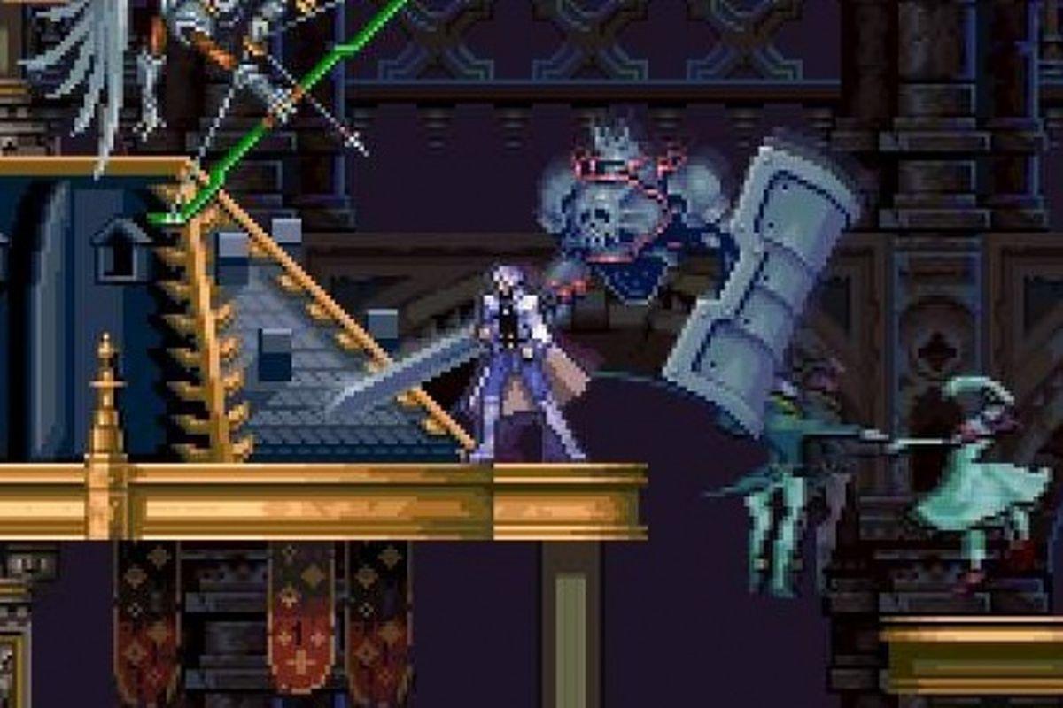 Konami reveals Castlevania, Contra, and arcade anniversary ...