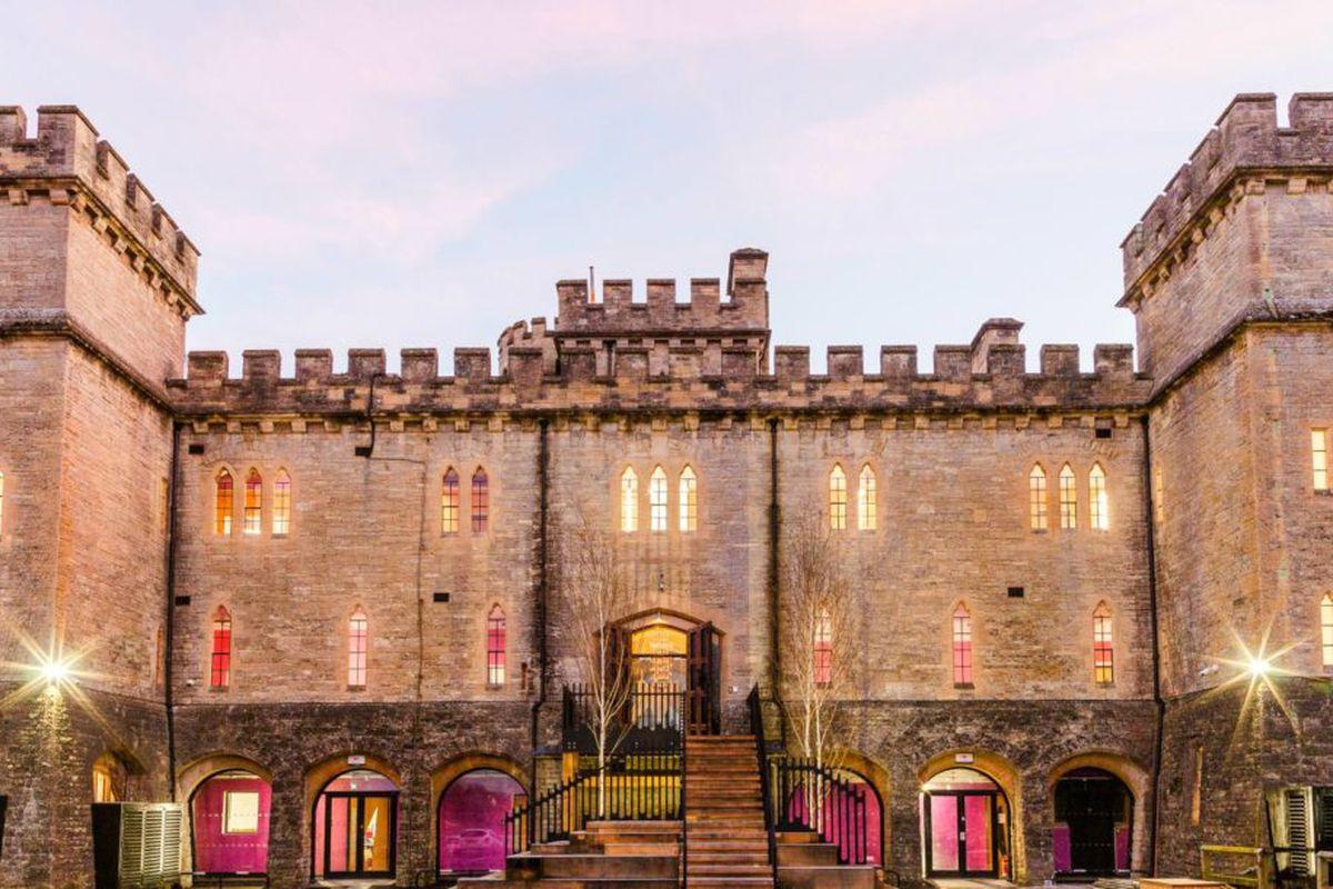 castle in U.K.