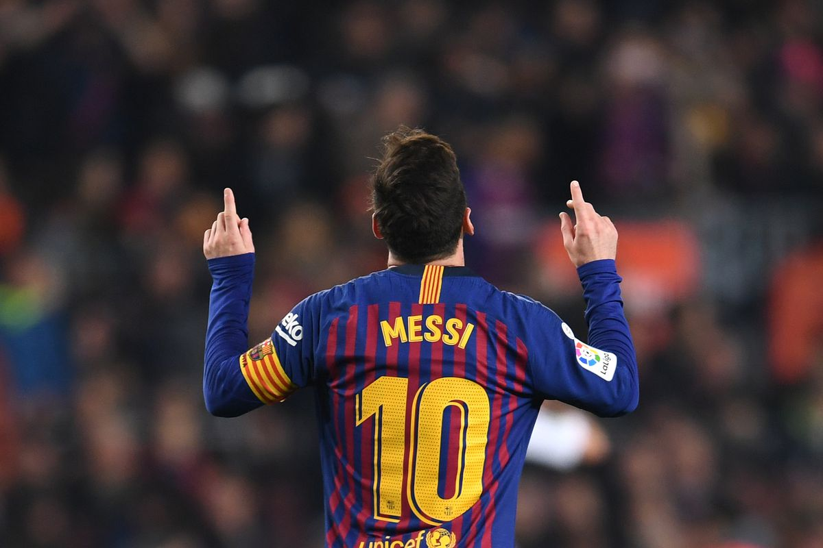Lionel Messi hits 30 goals for 11th consecutive season